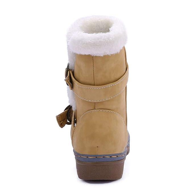 MOIKA De Homme Hiver Bottes Neige Chaussures Boots Femme 08nOmNwv