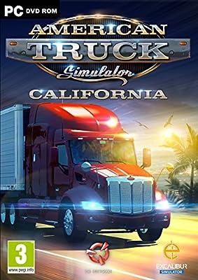 Excalibur Games American Truck Simulator Game PC: Excalibur