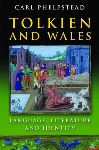 Tolkien and Wales: Language, Literature and Identity ebook