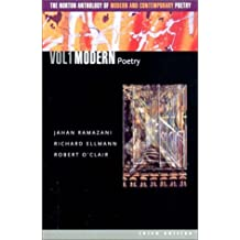 The Norton Anthology of Modern and Contemporary Poetry, Vol. 1: Modern Poetry