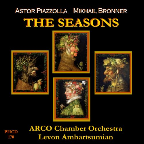 (The Four Seasons of Buenos Aires by Astor Piazzolla)