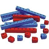 Didax Educational Resources CVC Unifix Letter Cubes (Set of 90)