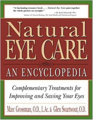 ผลการค้นหารูปภาพสำหรับ Encyclopedia of Natural Eye Care