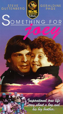 Something for Joey [VHS]