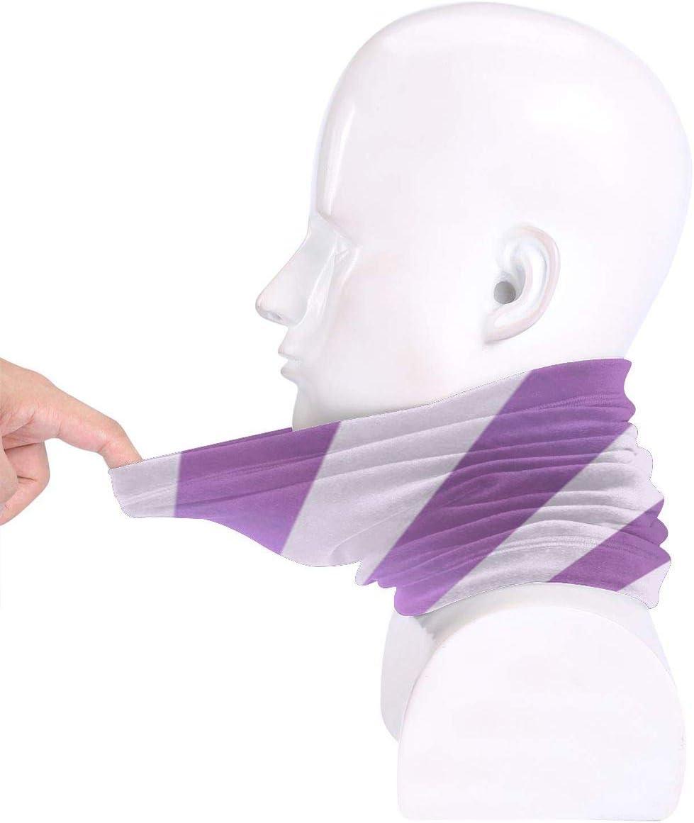 IconSymbol Hals Gamasche Schal Bandana Gesichtsmaske Samurai Maske auf Wei/ß UV-Schutz f/ür Motorradfahren Reiten Laufen Warm Stirnb/änder