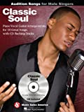 Classic Soul - Audition Songs for Male Singers, , 1423489519
