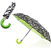 kate spade new york Travel Umbrella, Literary Glasses