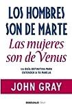 Los hombres son de Marte, las mujeres de Venus (CLAVE)