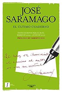 El último cuaderno par Saramago