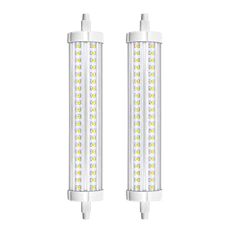 Bonlux No Regulable 30W R7S 189MM LED Bombilla Lineal J189 con 3000LM para Lámpara de Pie