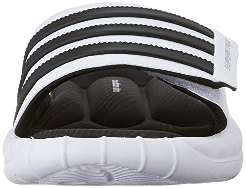 promo code cf846 99ef0 Amazon.com   adidas Performance Men s Superstar 3G Slide Sandal   Sandals