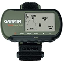 Garmin Foretrex 201 Hands-Free GPS Navigation with Rechargable Lithium Ion Battery