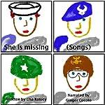 She is Missing: Songs | Lisa Kinsey