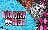 SDore Monster High School Edible 1/2 Half Sheet Image Frosting Cake Topper Birthday Party