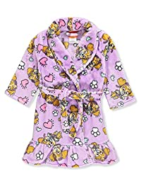 Nickelodeon Little Girls Toddler Paw Patrol Plush Robe