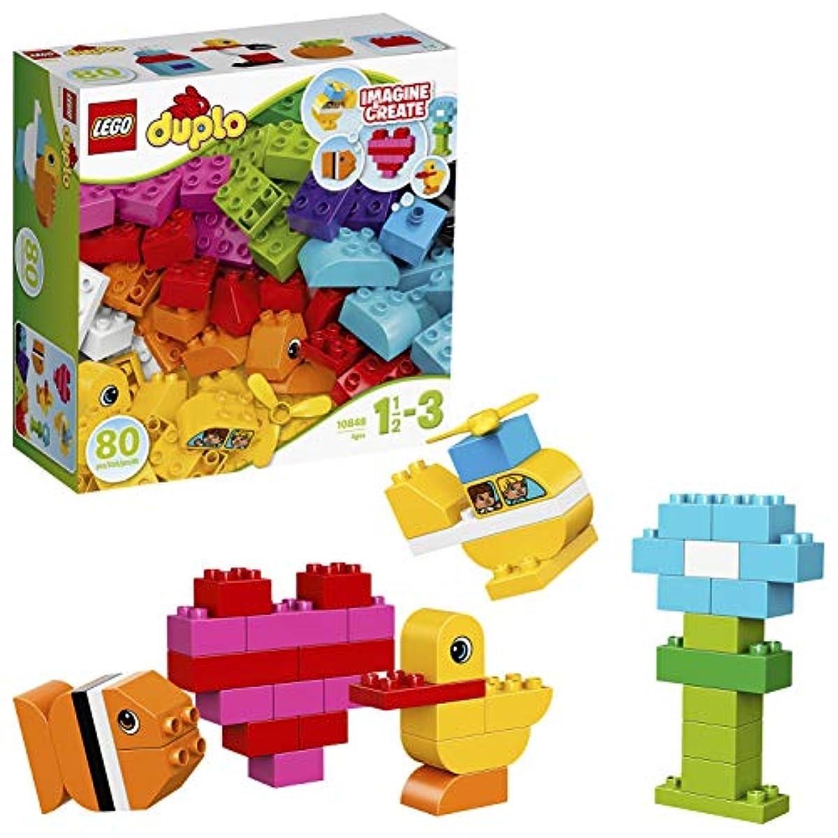 """[해외] 레고(LEGO)듀플로 첫 듀플로(R)""""처음으로 세트"""" 10848"""