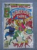 Marvel Spotlight On Fandral, Hogun, Volstagg Warriors Three No. 30