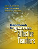 Handbook For Qualities Of Effective Teachers