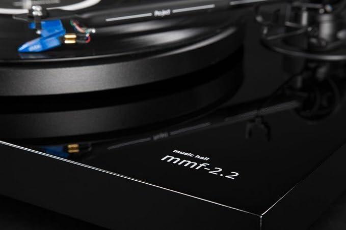 Music Hall mmf-2.2 Turntable: Amazon.es: Electrónica