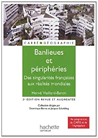 Banlieues et périphéries par Hervé Vieillard-Baron