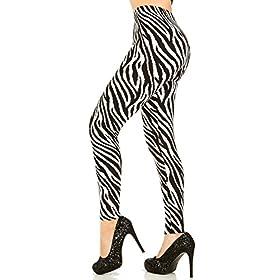 Brushed Leggings – Regular and Plus Size Available 513KafKVnFL