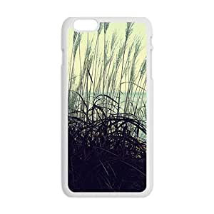 Personalized Clear Phone Case For iPhone 6 Plus,attractive reed view