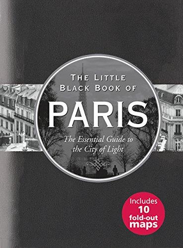 The Little Black Book of Paris, 2016 Edition