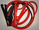 300 Amp Jumper Cables Heavy Duty Battery Booster 8 Gauge 10 foot
