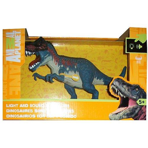 Animal Planet Light and Sound Dinosaur - T-Rex