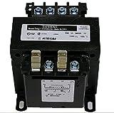Siemens MT0150J Industrial Power Transformer, Domestic, 208/230/460,200/220/440,240/480 Primary Volts 50/60Hz, 24 X 115, 23 X 110, 25 X 120 Secondary Volts, 150VA Rating