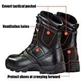 Steel Toe Tactical Boots - FREE SODLIER