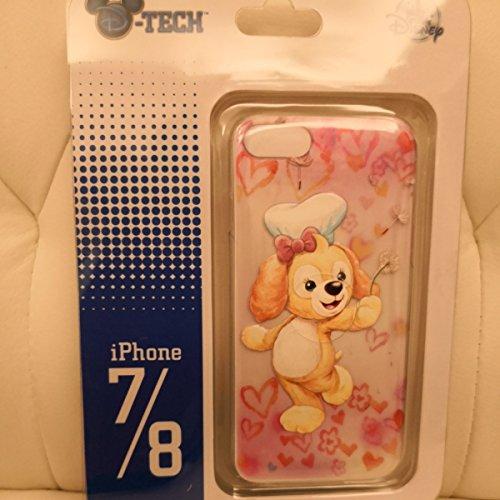 香港ディズニーランド クッキー Cookie iPhoneケース iPhone7 iPhone8 香港限定 HKDL
