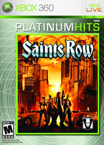 Amazon com: Saints Row (Platinum Hits): Artist Not Provided
