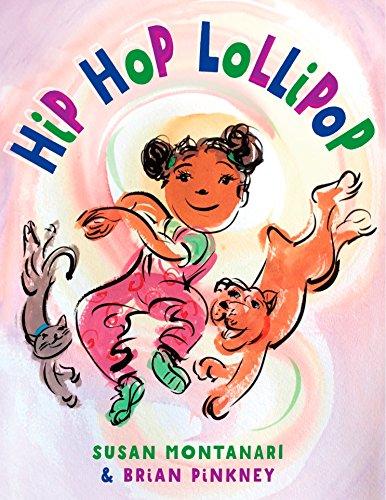 Hip-Hop Lollipop American Dream Lollipop