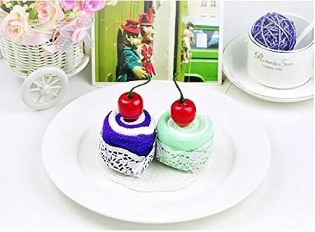 Toalla pastel Le Petit Prince Muffin Pastel toalla regalo de cumpleaños de Navidad Gracia Donnant aniversario de boda nuevo bebé Quitter la empresa alta ...