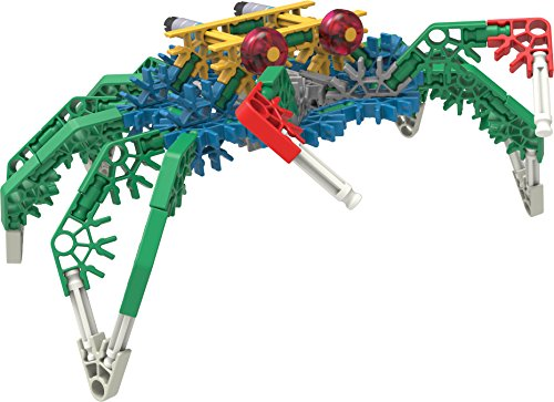 513KfpD52YL - K'NEX Imagine – Power and Play Motorized Building Set – 529 Pieces – Ages 7 and Up – Construction Educational Toy
