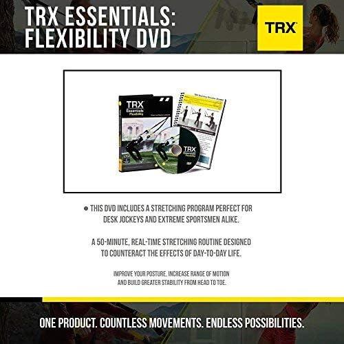 Planet Fitness - DVD con Ejercicios de flexibilidad (en inglés)