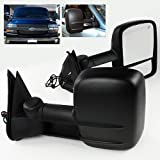 Modifystreet Power Side Towing Mirrors with Heated Defros...
