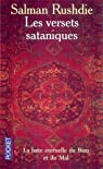 Les Versets sataniques par Rushdie