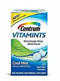 Cheap Centrum Vitamints Refreshingly Minty Multivitamin, Cool Mint, 60 Count