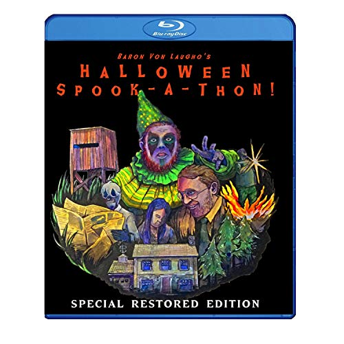 Baron Von Laugho's Halloween Spook-A-Thon! Special Restored Edition [Blu-ray] ()