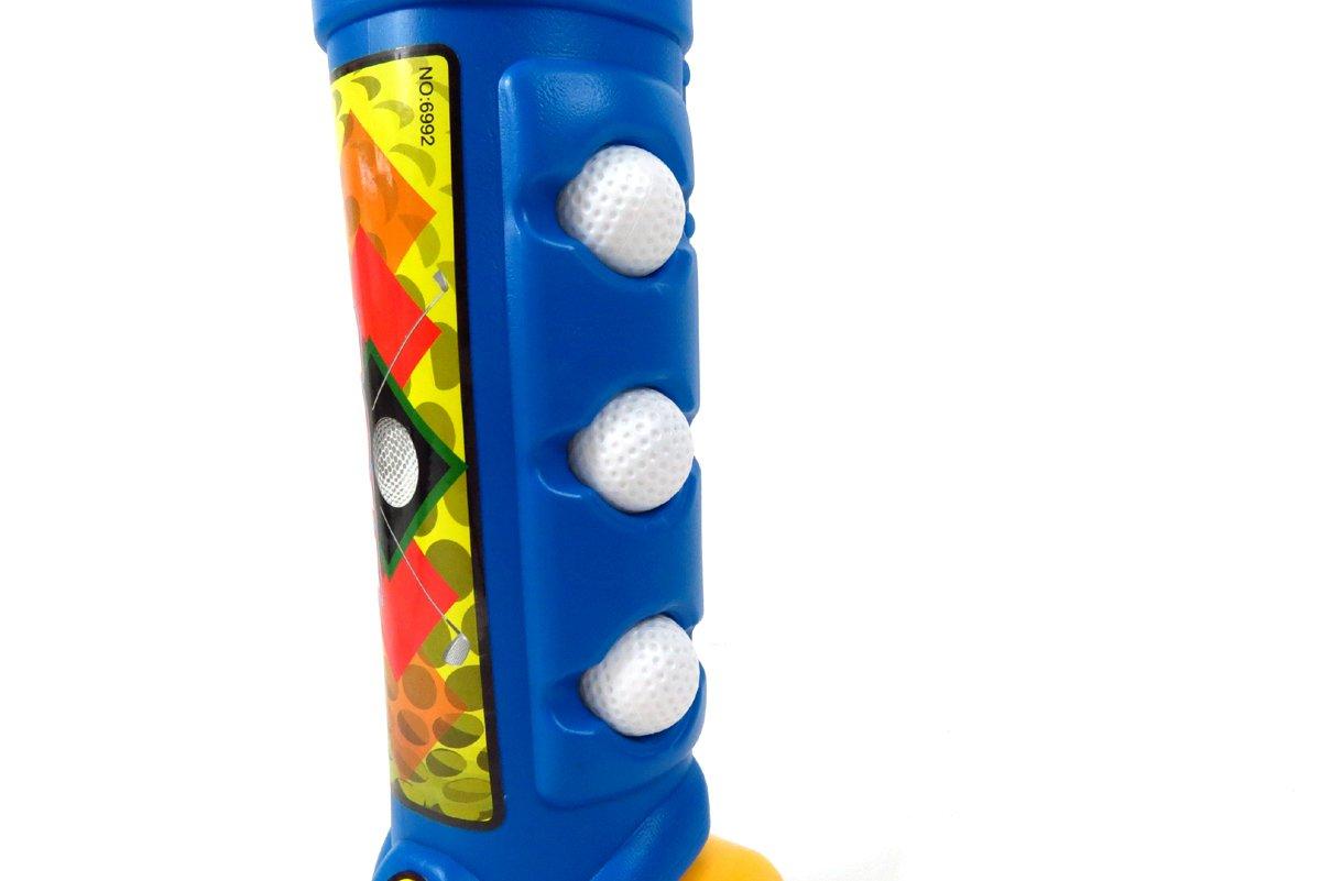 AZ Trading &インポートデラックスKid 's Happy Golfer Toyゴルフセット B01DJI83KI