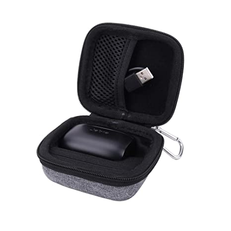a6d3f9aede2 Image Unavailable. Image not available for. Color: Hard Case for The Jabra  Elite Active 65t ...