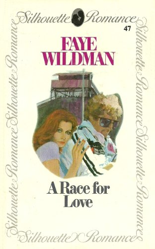book cover of A Race For Love