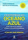 capa de A estratégia do oceano azul