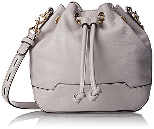 Rebecca Minkoff Mini Fiona Bucket Cross Body Bag Smoke One Size