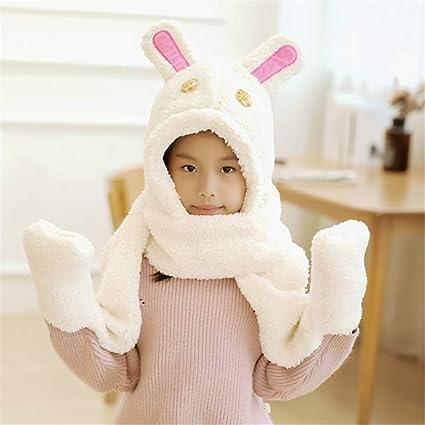 orologio e48fe cf108 Susulv Unisex per Bambini Morbido Inverno Caldo Sciarpa con ...