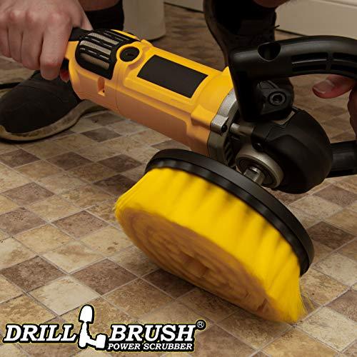 Bathroom Accessories Cleaning Supplies Scrub Brush