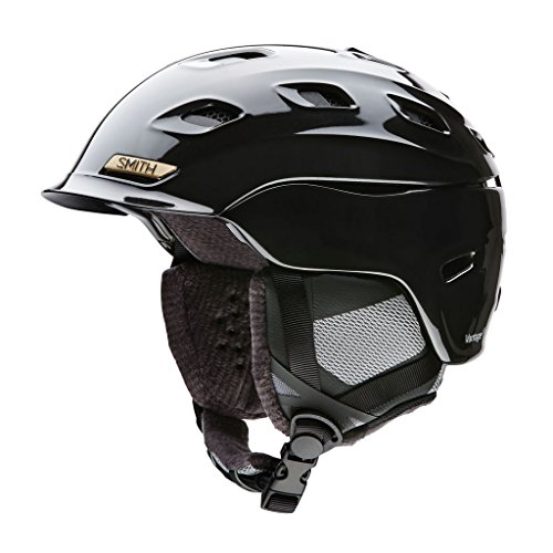 Smith Optics Vantage MIPS Women's Snow Helmet (Black Pearl F16, Medium) by Smith