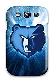 Logan E. Speck's Shop Lovers Gifts memphis grizzlies nba basketball (10) NBA Sports & Colleges colorful Samsung Galaxy S3 cases